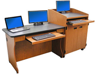 ADA - Compliant Teaching Station